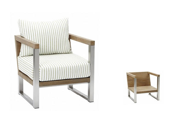 ORIGIN Lounge Chair - U Style