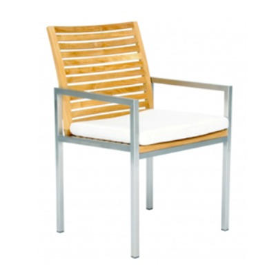 CITYSCAPE Dining Arm Chair No.1