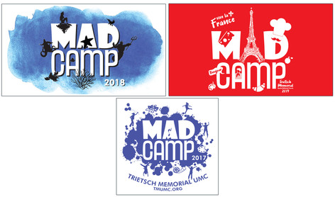 MAD Camp Logos