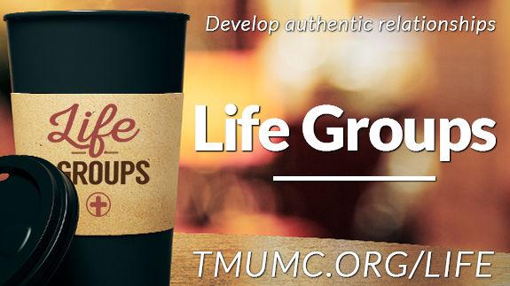 Life Group Slide