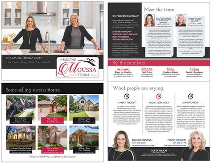 Realtor Team Brochure