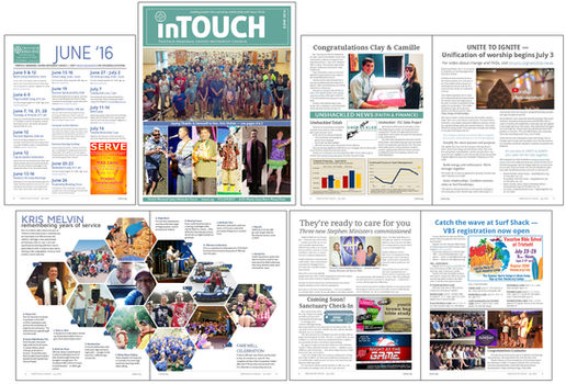 In Touch Newsletter, June 2016