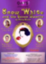 Oundle Amateur Theatrical Society Snow White 2017