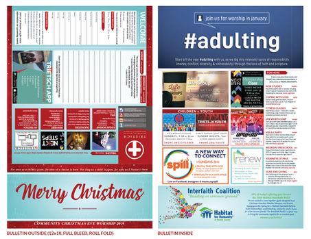 Christmas Eve Bulletin 2019