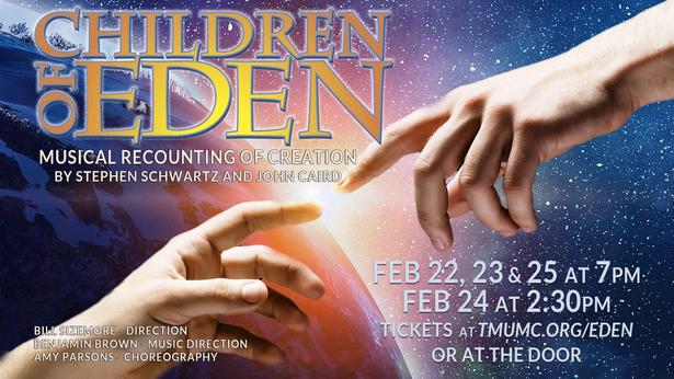 Children of Eden Slide