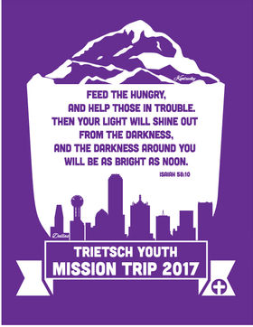 Youth Mission Trip T-Shirt