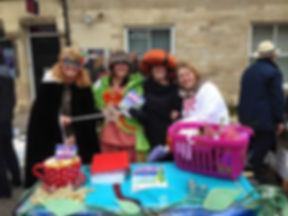 Oundle Amateur Theatrical Christmas Market 2015