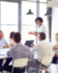 bigstock-Businesswoman-presenting-to-co-