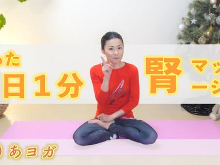 【レッスン動画#40】腎マッサージ