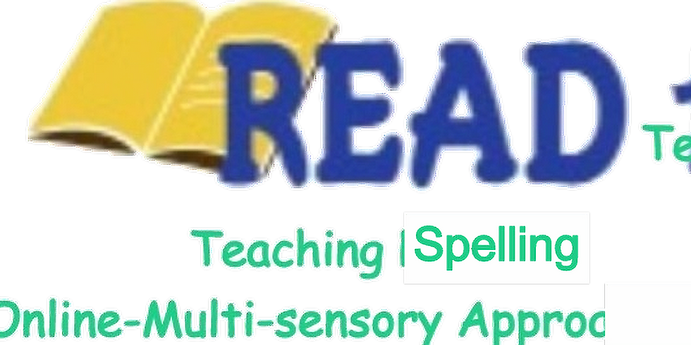 Webinar-Teaching Spelling Online-Multi-sensory Way