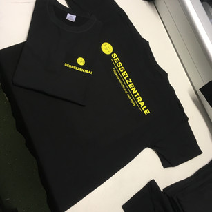 Textildruck-T-Shirts