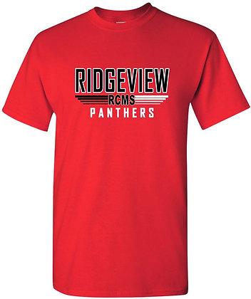 Ridgeview Panther Uniform T-shirt