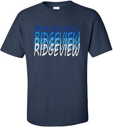 Navy Ridgeview Friday Shirt