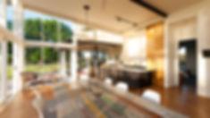 4 Stylish, light-filled kitchen, dining