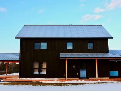 Passive House à la Belle Province