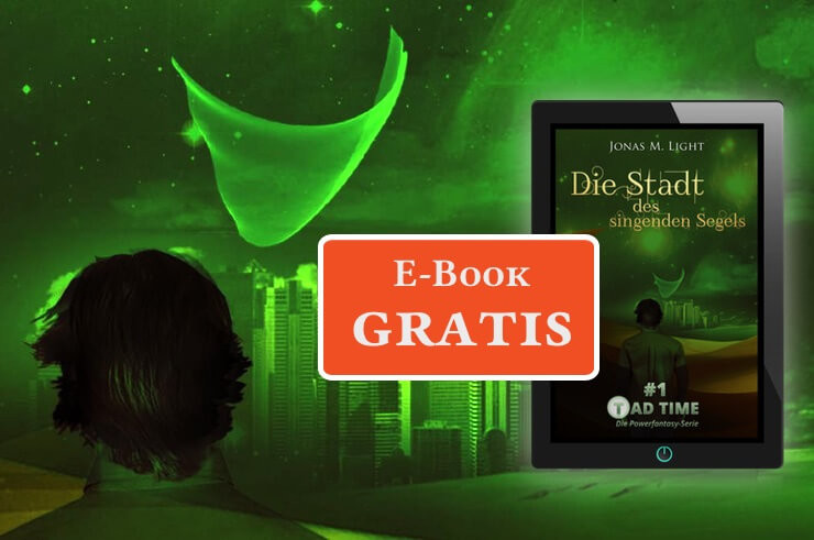 Fantasyroman Tad Time als E-Book Gratis & kostenlos
