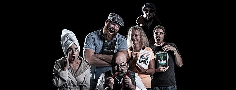 Autoren der Event-Lesung Fulda