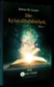 Cover Taschenbuch Fantasy-Roman Tad Time #6: Die Kristabllbibliothek