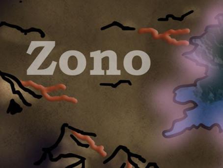 Zono: Eine Höhlenwelt entsteht
