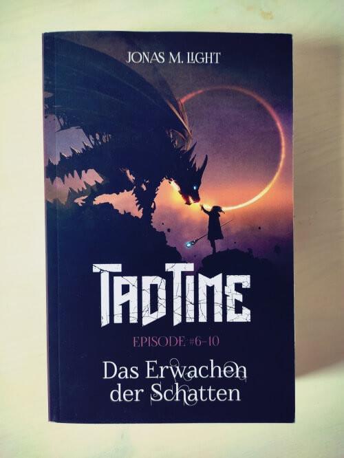Fantasybuch Das Erwachen der Schatten von Jonas M. Light