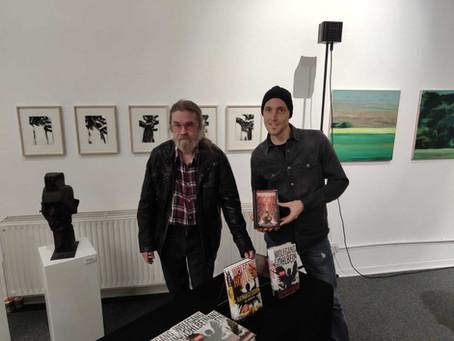 Potzblitz: Wolfgang Hohlbein liest in der Kinderakademie Fulda