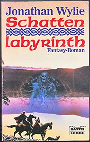 Buchcover Schattenlabyrinth