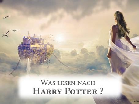 Top 5 Liste: Was lesen nach Harry Potter?