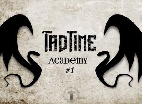 Deutsch spielerisch lernen mit der Tad Time Academy
