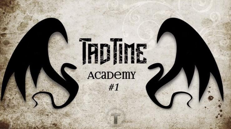Tad Time Academy: Deutsch spielerisch lernen