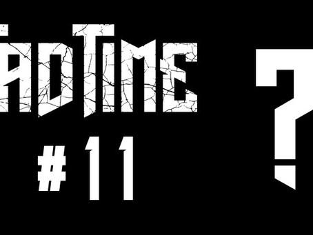 Wann erscheint Tad Time Episode #11