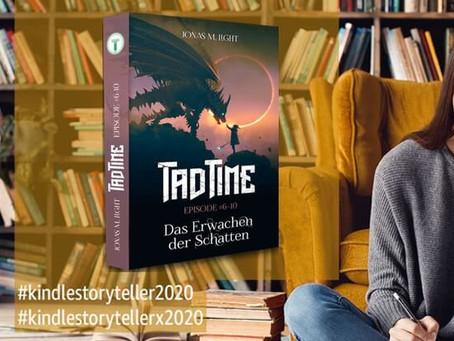 Ein Fantasyroman beim Kindle Storyteller Award 2020