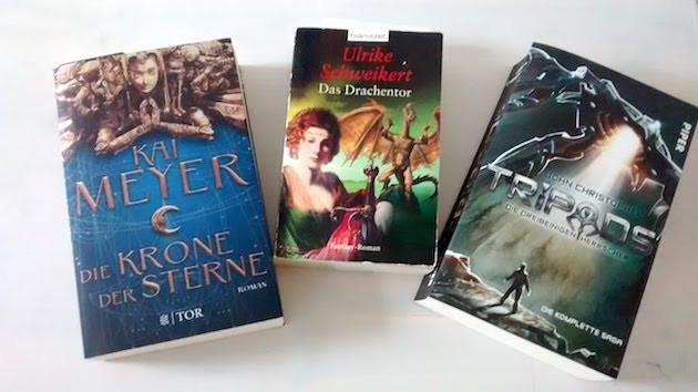 Top 3 Fantasy Bücher 2017