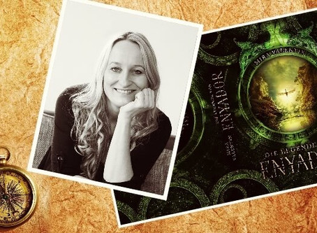 Interview mit Fantasy-Erfolgsautorin Mira Valentin