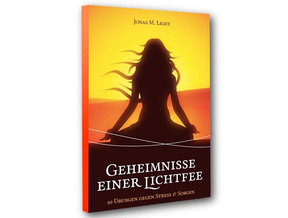 Buch Geheimnisse einer Lichtfee von Jonas M. Light