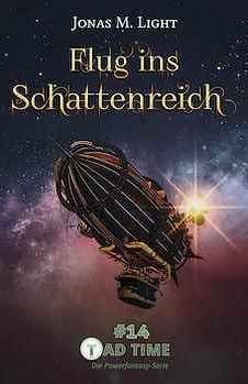 Cover Teil 14 Fantasyroman Tad Time
