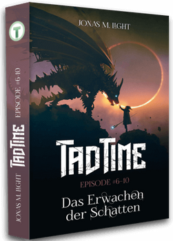 Buchcover Tad Time #6–10
