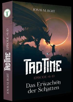 Fantasyroman »Das Erwachen der Schatten«