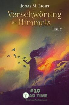Cover Fantasyroman Tad Time Episode 1