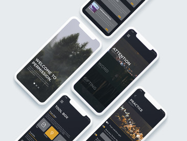 Permission Branding/UI Design