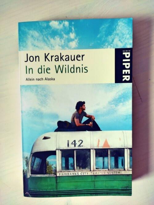 Buch In die Wildnis von Jon Krakauer
