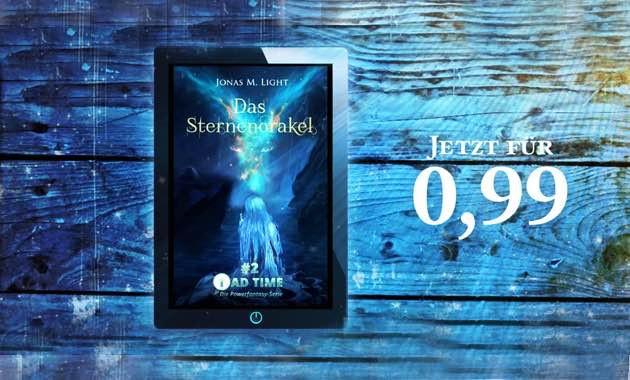 Fantasy E-Book »Das Sternenorakel« für 99 Cent erhältlich