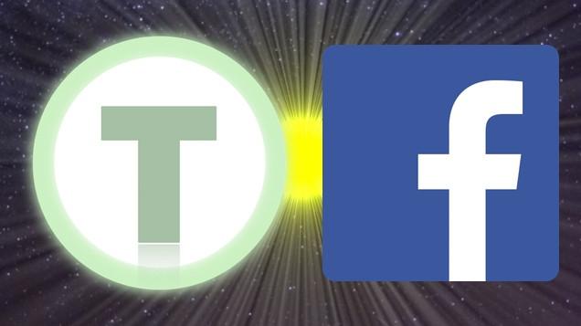 Tad Time jetzt auch auf Facebook!