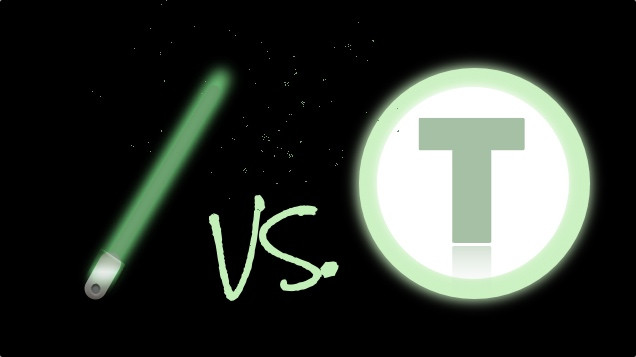 Star Wars vs. Tad Time