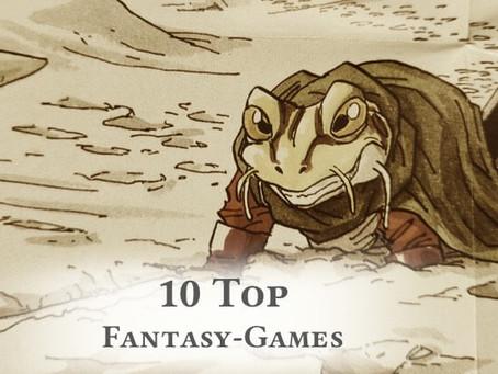 Die 10 besten Fantasy Videospiele der 90er