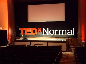 TEDx Normal Event Design