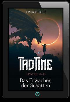 E-Book Cover Tad Time #6-10