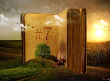 Das magische Buch #7: 10 Übungen gegen Stress & Sorgen