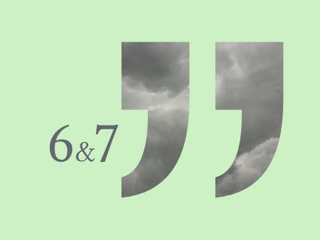 Tad Time #6 & #7 im Lektorat