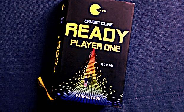 Buchcover Science-Fiction/Fantasyroman Ready Player One