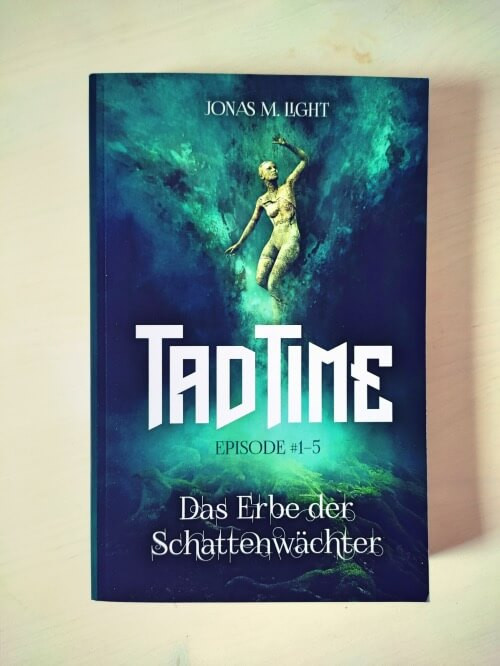 Fantasybuch Das Erbe der Schattenwächter von Jonas M. Light